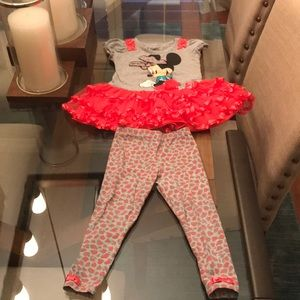 Other - Minnie Mouse 3t outfit